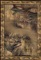 United Weavers Animal Inspirations Ww Lic Des Genesis Rm Backwaters Area Rug Collection