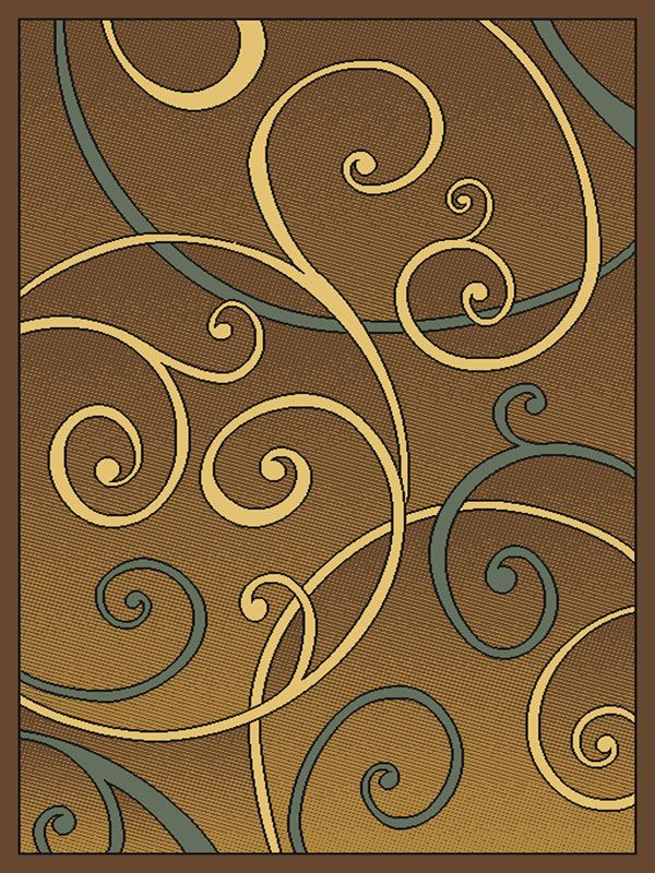 united weavers savannah bangle contemporary area rug collection