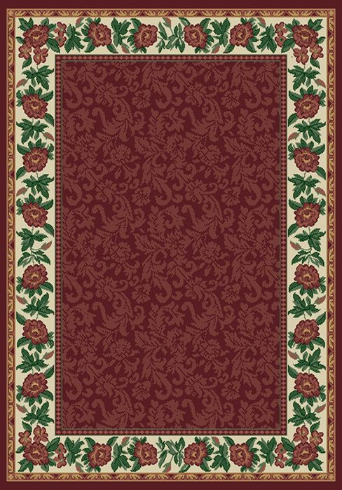 united weavers manhattan park avenue country & floral area rug collection