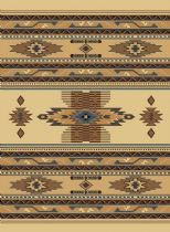 Rectangle rug, Machine Made rug, Southwestern/Lodge, Manhattan Phoenix, United Weavers rug