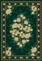 United Weavers Country & Floral Manhattan Magnolia Area Rug Collection