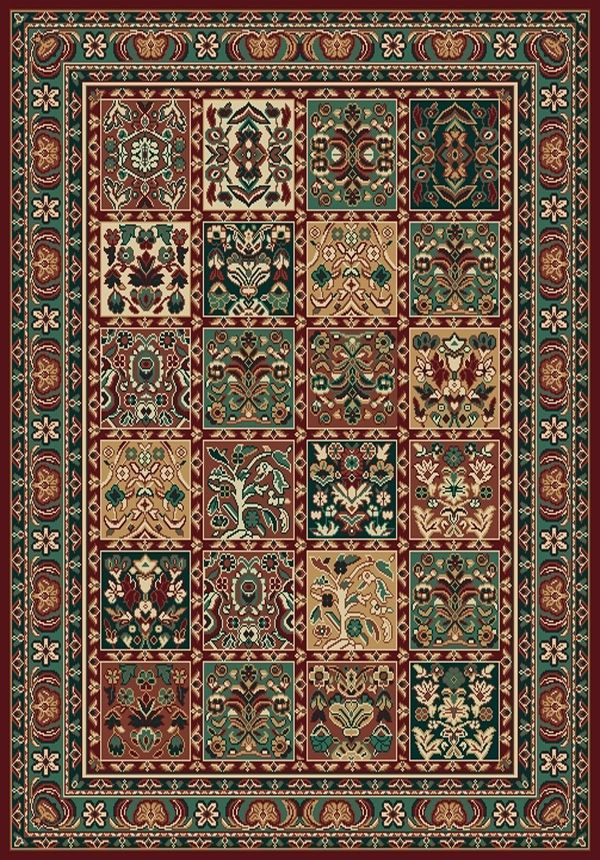 united weavers manhattan woodmere traditional area rug collection