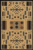 Rectangle rug, Machine Made rug, Southwestern/Lodge, Manhattan Pelham, United Weavers rug