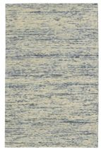 Nourison Solid/Striped Sterling Area Rug Collection