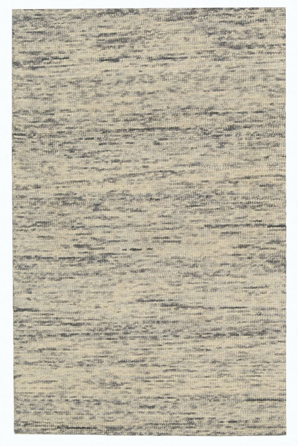 nourison sterling solid/striped area rug collection