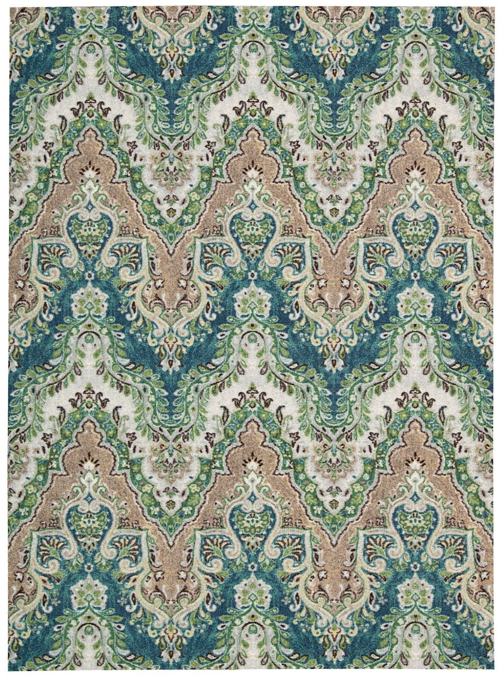 nourison treasures transitional area rug collection
