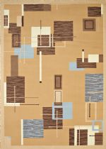 United Weavers Contemporary Caf_ Area Rug Collection