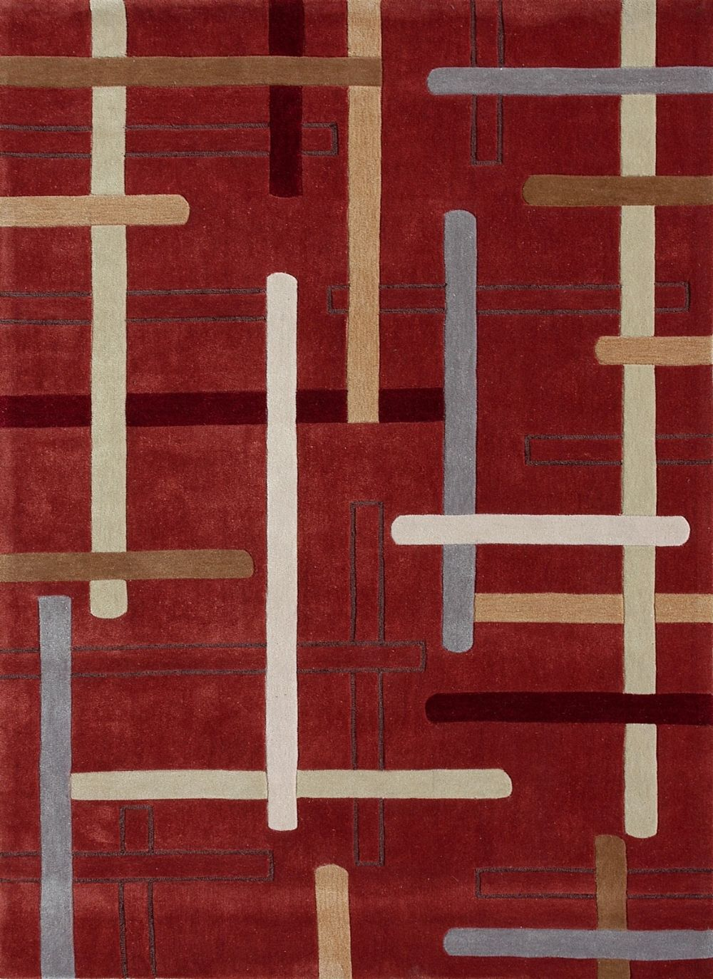 loloi grant contemporary area rug collection