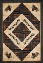 United Weavers Southwestern/Lodge Designer Genesis-Donna Sharp Area Rug Collection
