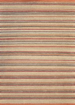 Loloi Solid/Striped Green Valley Area Rug Collection