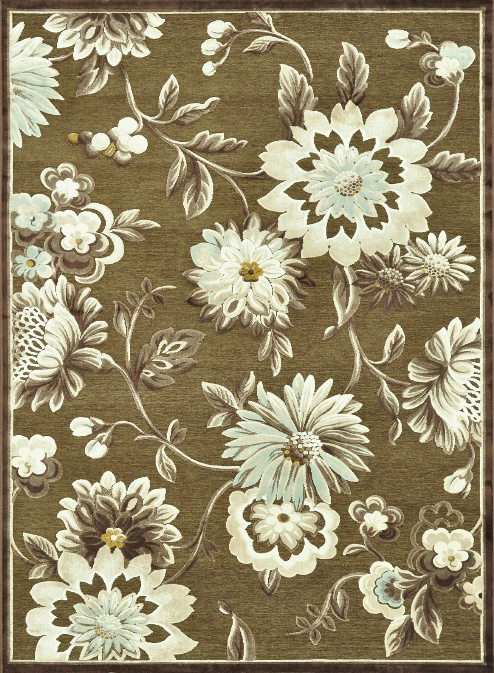 loloi halton country & floral area rug collection