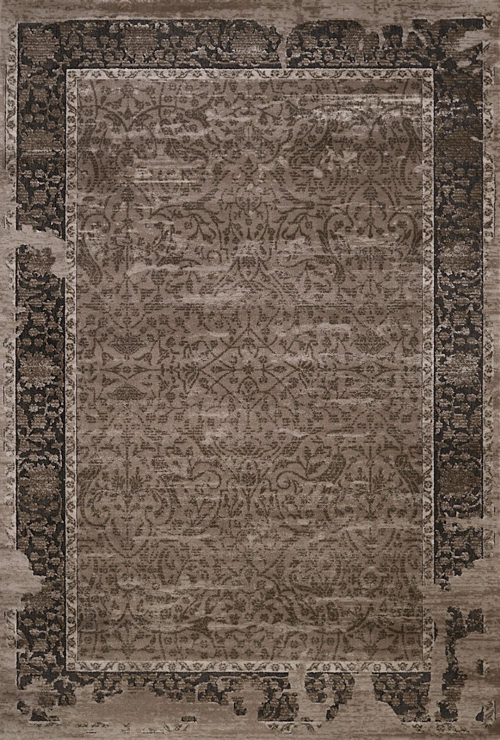 united weavers weathered treasures country & floral area rug collection