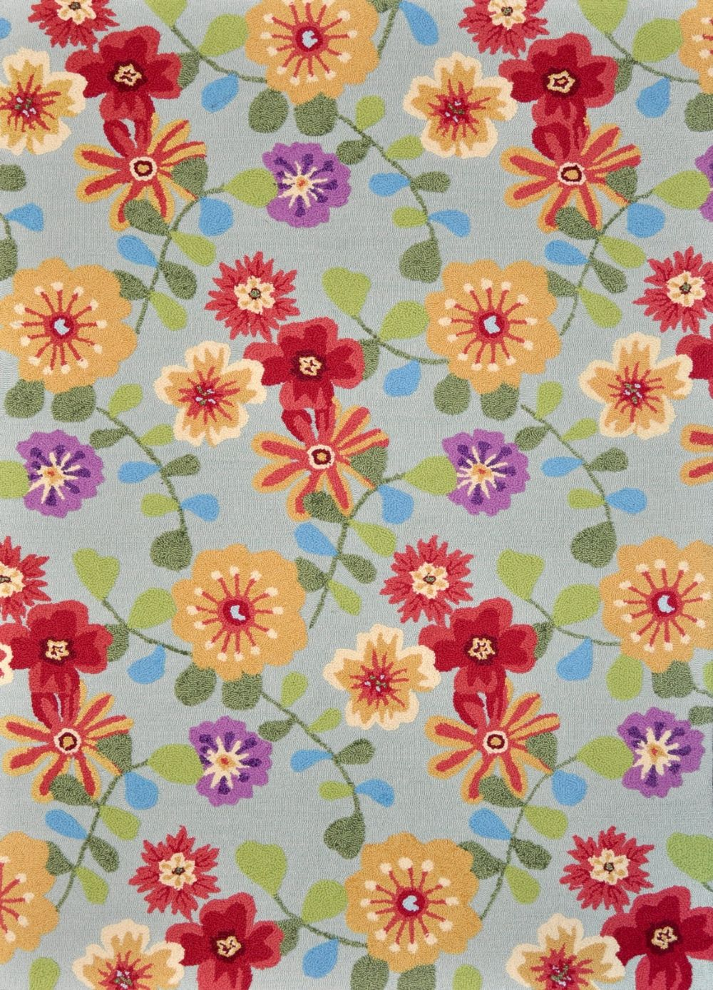 loloi juliana country & floral area rug collection