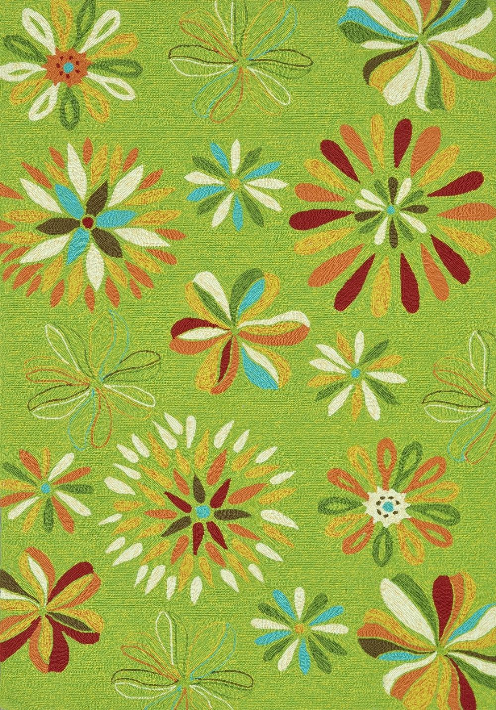 loloi sunshine indoor/outdoor area rug collection