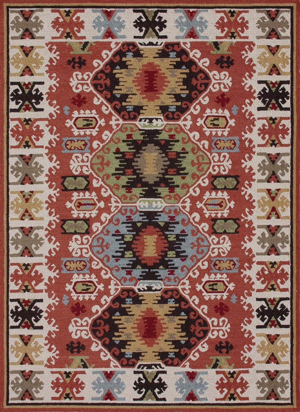 loloi taos southwestern/lodge area rug collection