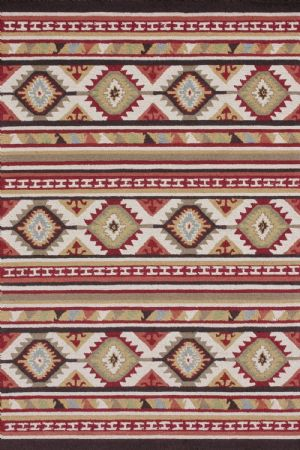 Loloi Southwestern/Lodge Taos Area Rug Collection