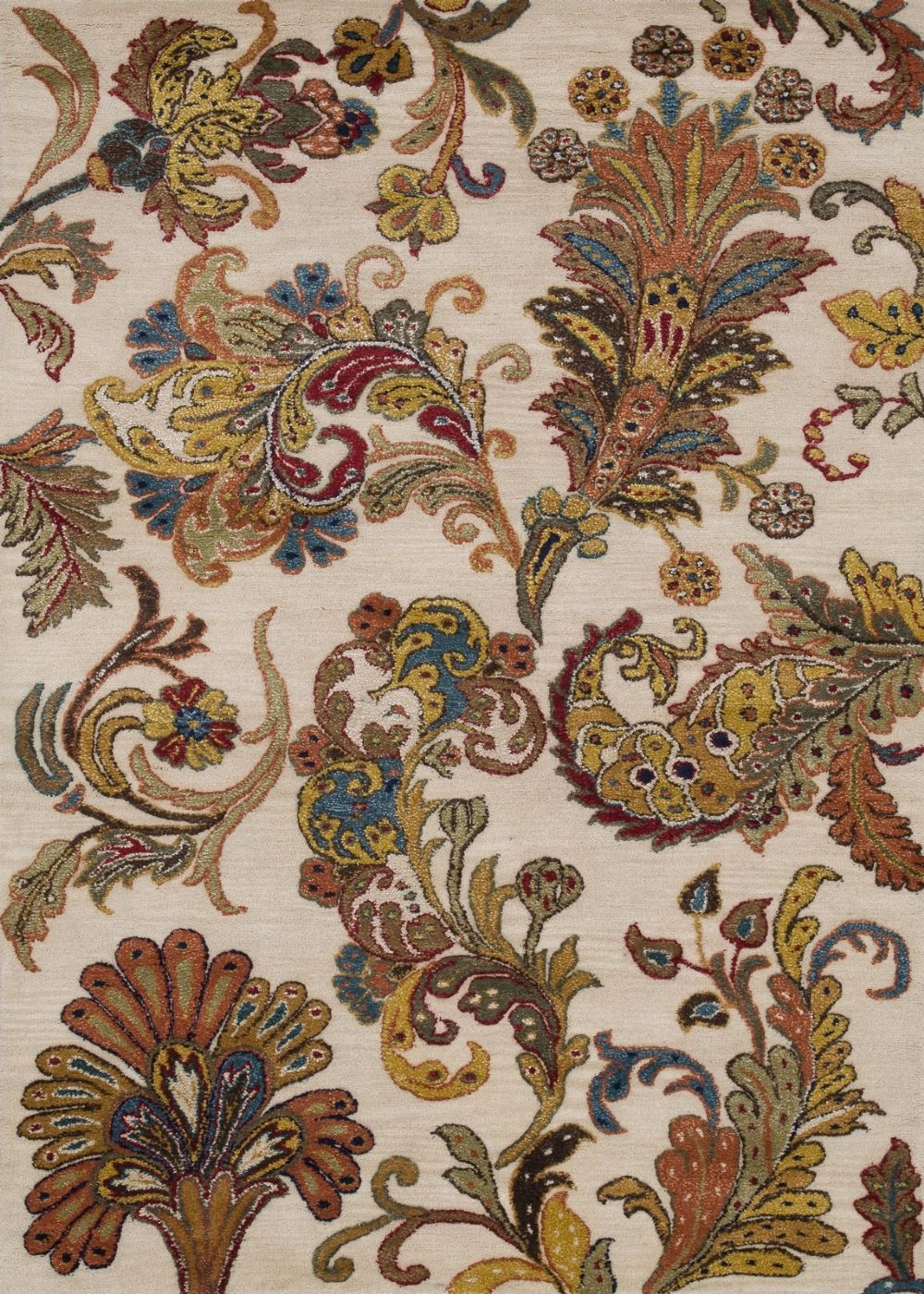 Loloi Willow Country Floral Area Rug Collection Rugpal
