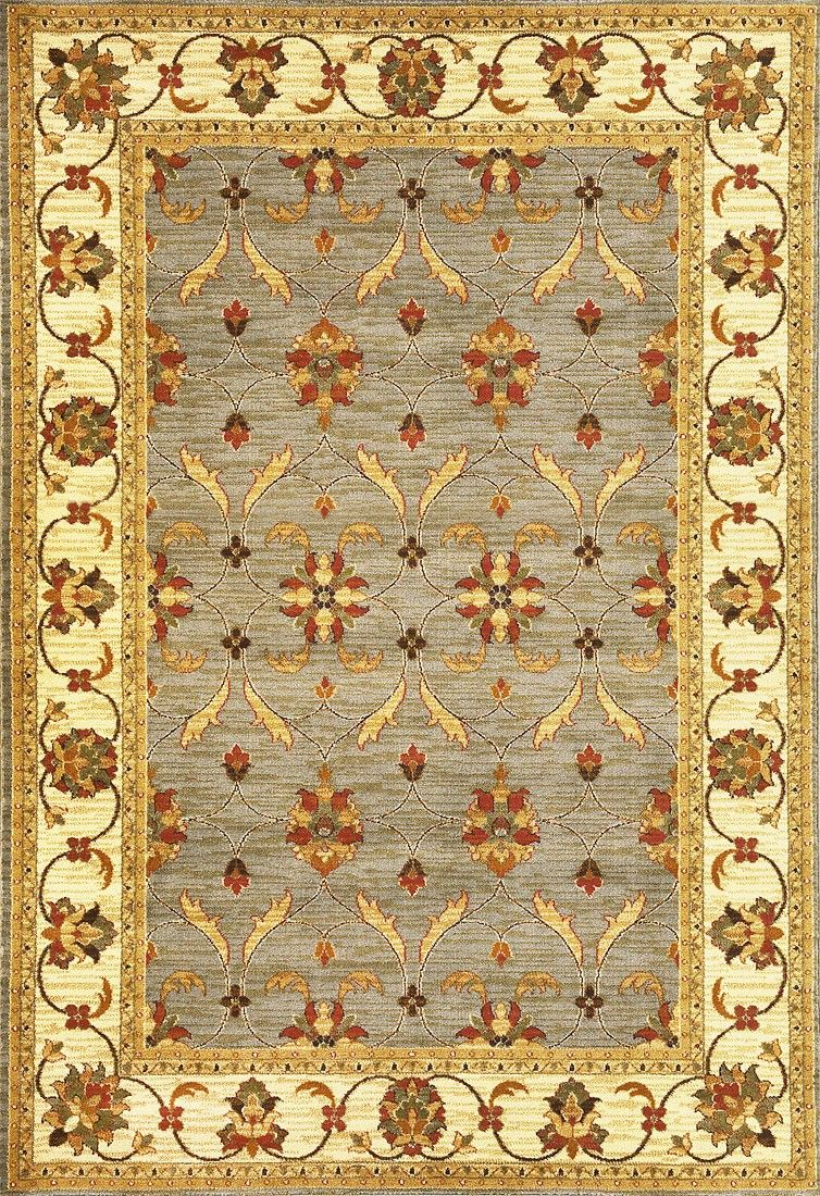 kas lifestyles traditional area rug collection
